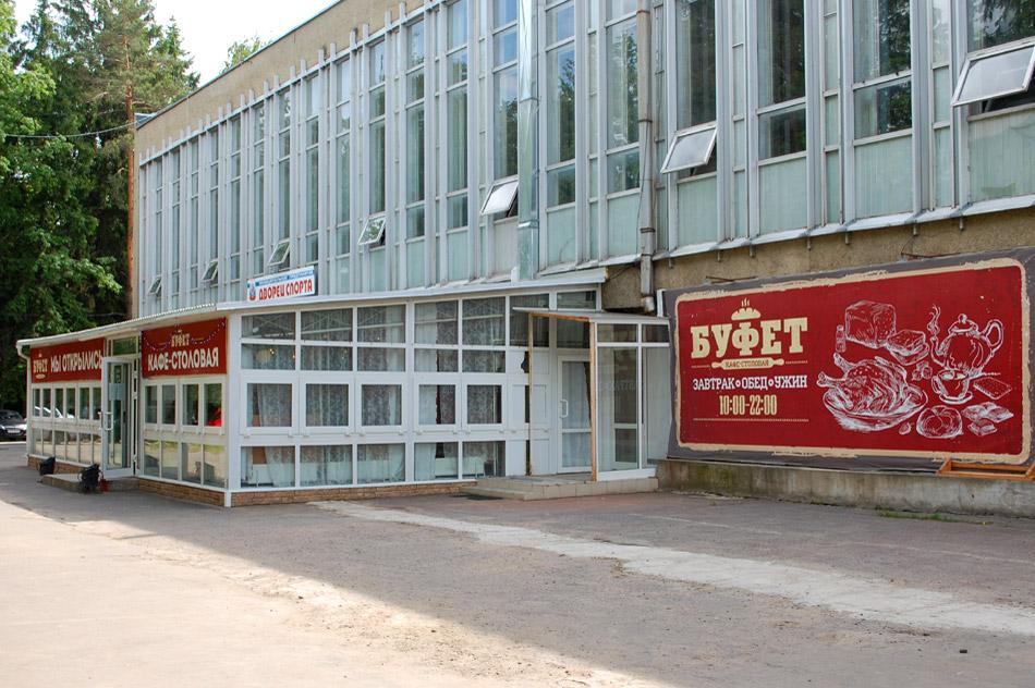 Кафе-столовая «Буфет» в городе Обнинске