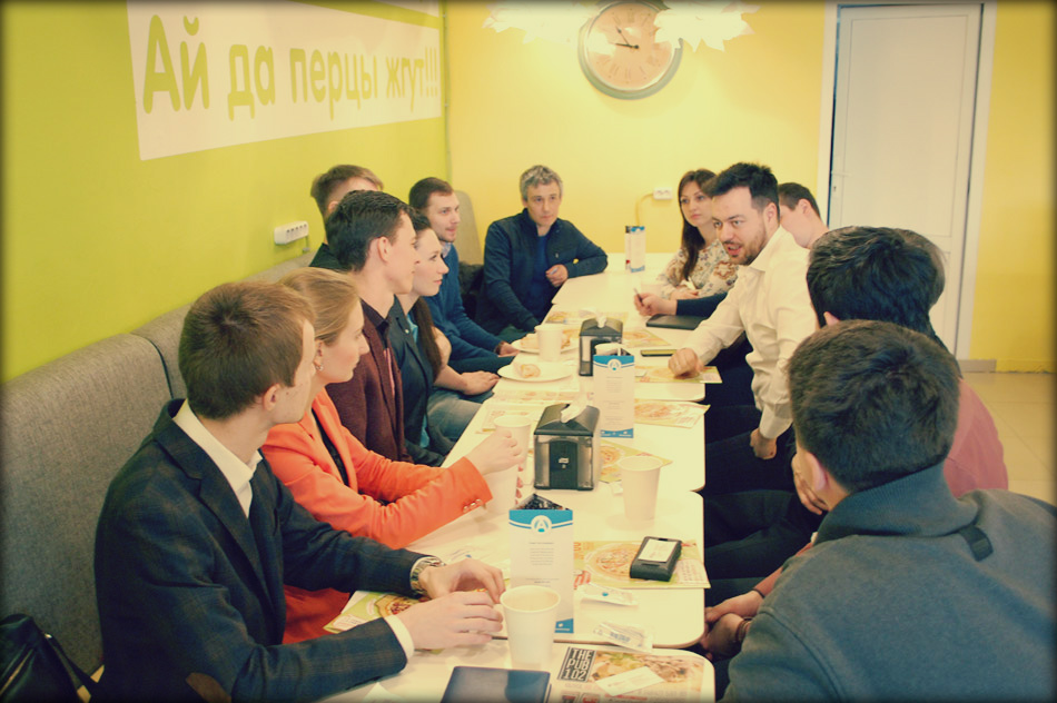 Бизнес-завтрак Ассоциации молодых предпринимателей Калужской области