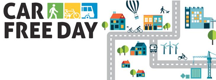 Праздник «Всемирный день без автомобиля» в городе Обнинске