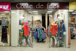 Магазин «Контэ де фис» (Conte de fees) в городе Обнинске