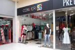 Магазин одежды «Конвер» (Conver) в городе Обнинске