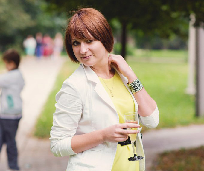 Дарья Андреевна Шаркова