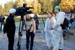 Субботник «День Добрых Дел» в городе Обнинске