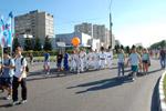 Праздник «День города» (2015 год) в городе Обнинске