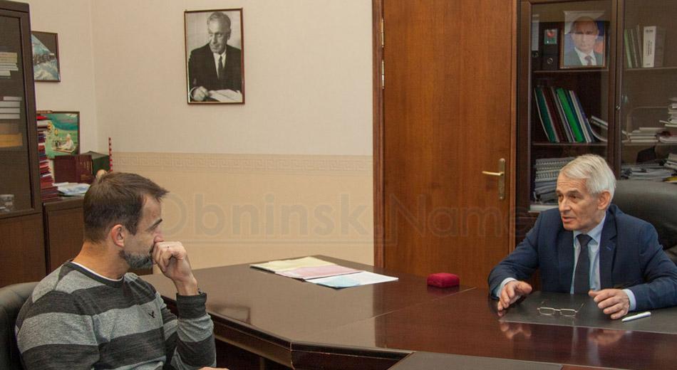 Дмитрий Анатольевич Певцов и Андрей Александрович Говердовский