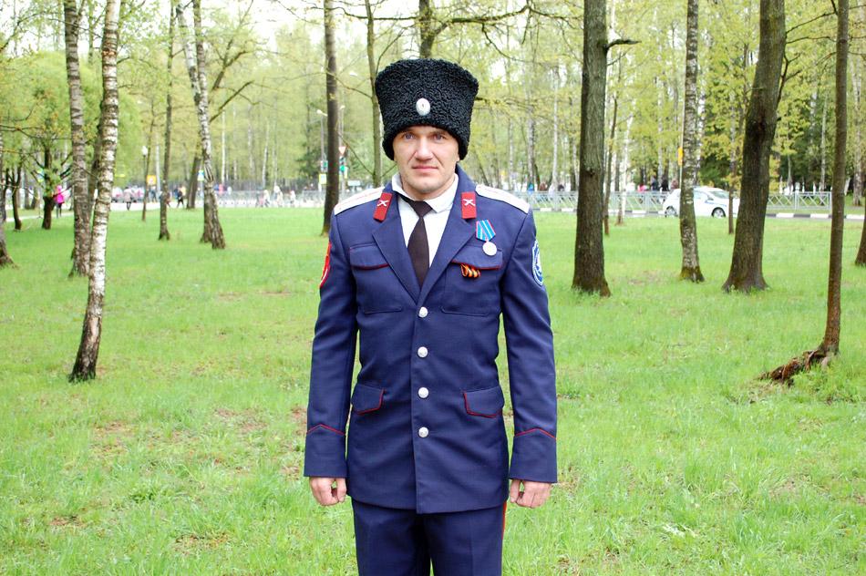Дмитрий Егорович Фатюшин