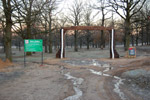 10 ноября 2012 года прошёл субботник в парке «Дубки» под Малоярославцем