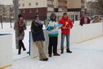 Чемпионат по дворовому хоккею в 2012 году в городе Обнинске