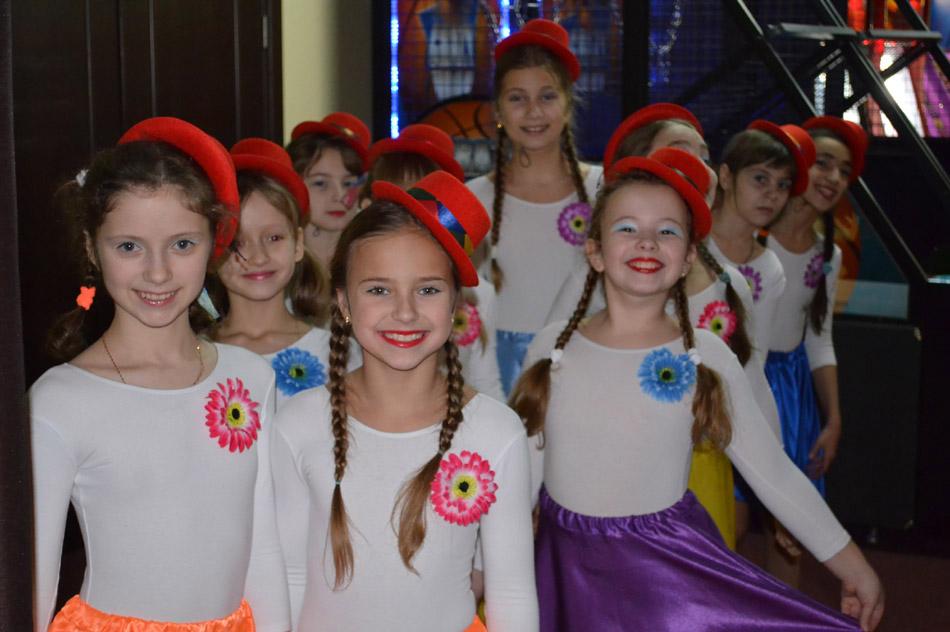 Танцевальный коллектив «Эдельвейс» в городе Обнинске