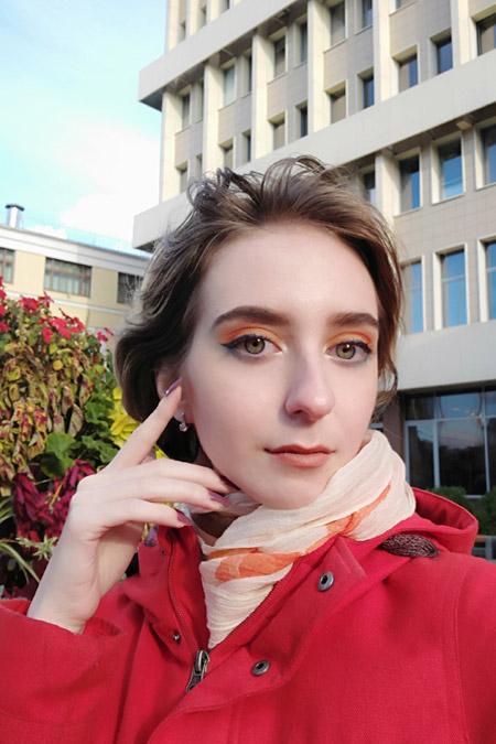 Екатерина Андреевна Кравцова