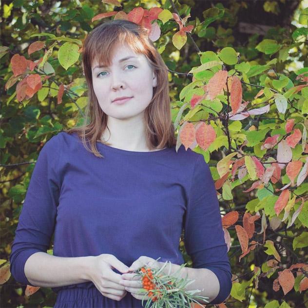 Екатерина Сергеевна Воронина