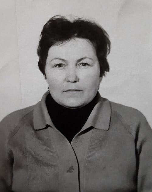 Екатерина Степановна Венжега