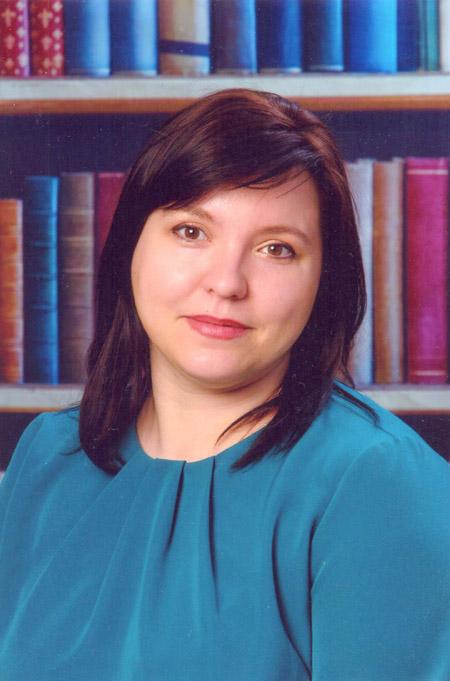 Екатерина Валерьевна Быченкова