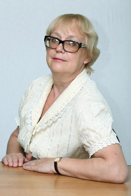 Елена Алексеевна Коченова