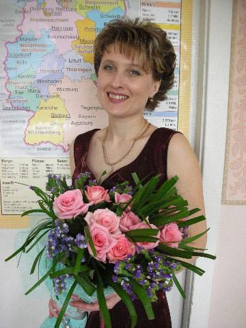 Елена Анатольевна Йенсен