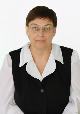 Елена Эрнстовна Козлова