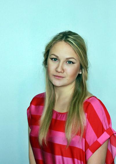 Елена Геннадьевна Белоусова