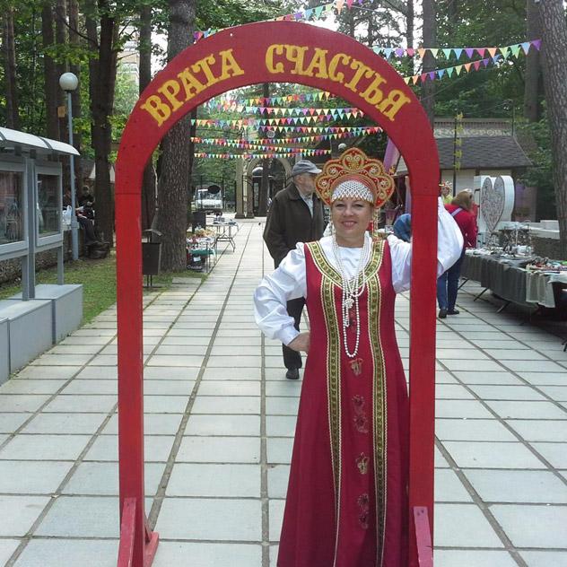 Елена Ивановна Гришечкина