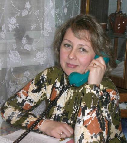 Елена Николаевна Гусева