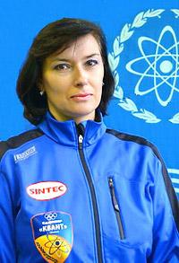 Елена Николаевна Хрычёва