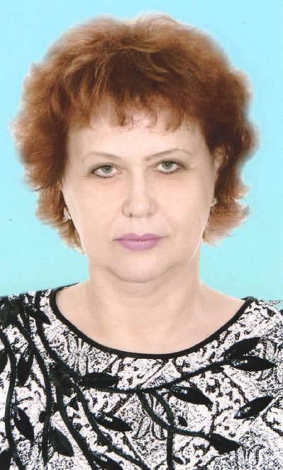 Елена Николаевна Карнеева
