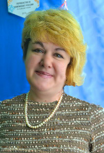 Елена Николаевна Малиновская