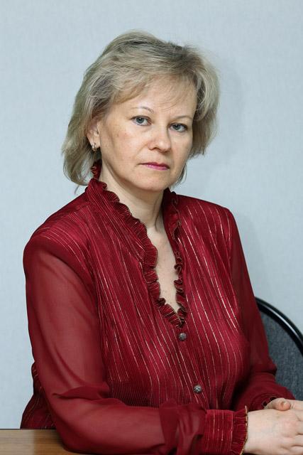 Елена Николаевна Петрушкина