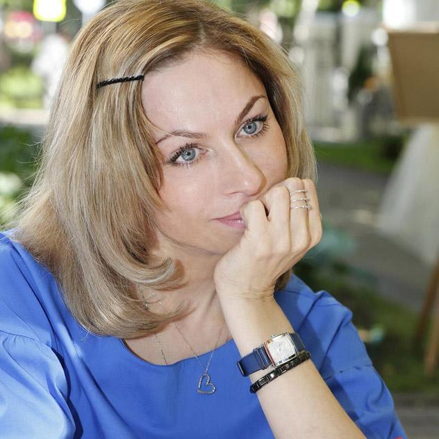 Елена Николаевна Зуева