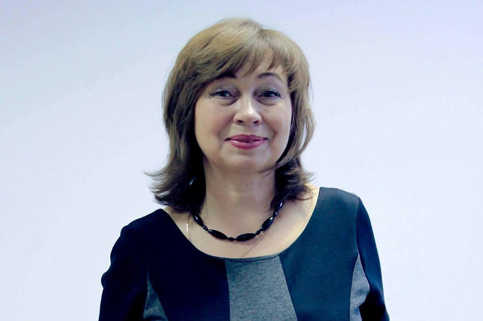 Елена Олеговна Федоровская