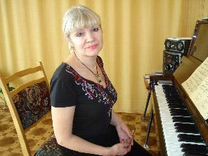 Елена Сергеевна Горбачёва