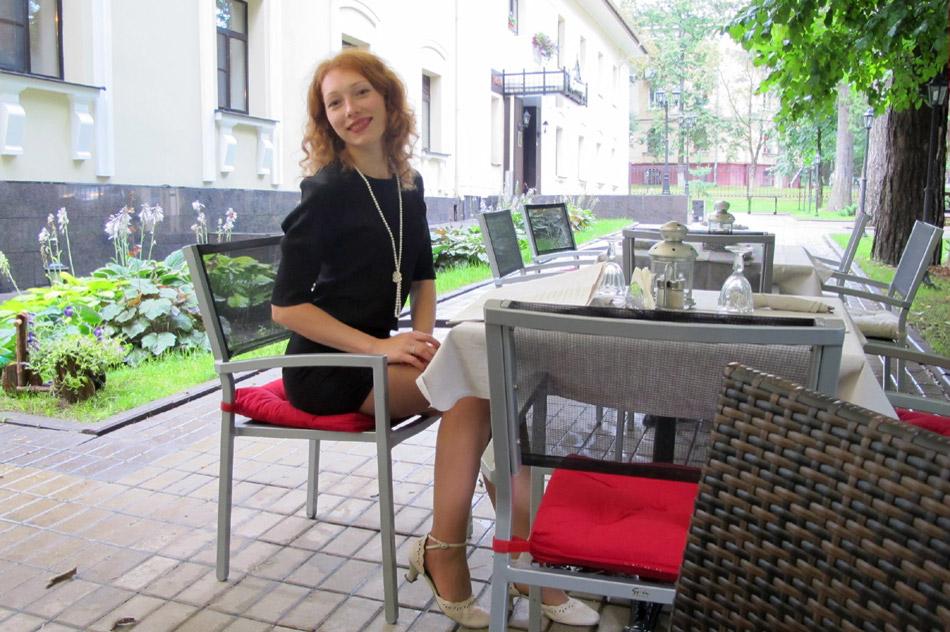 Елена Сергеевна Никитенко