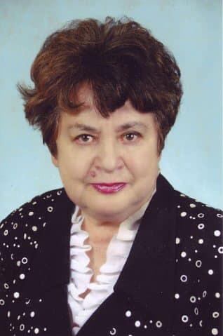 Елена Спиридоновна Себежко