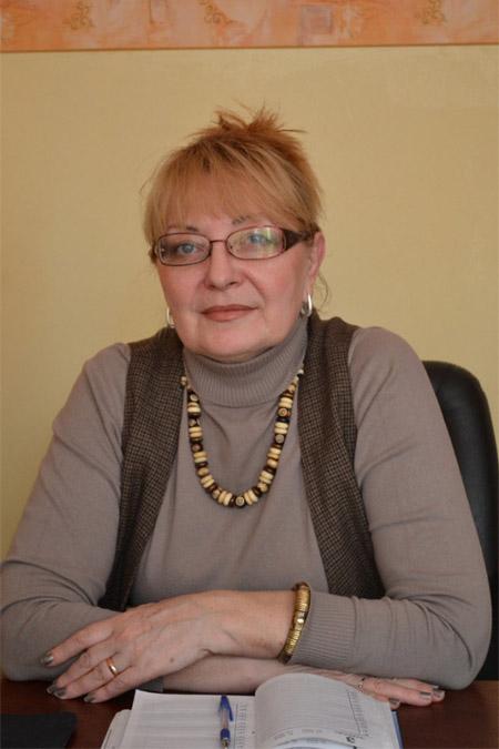 Елена Викторовна Росткова