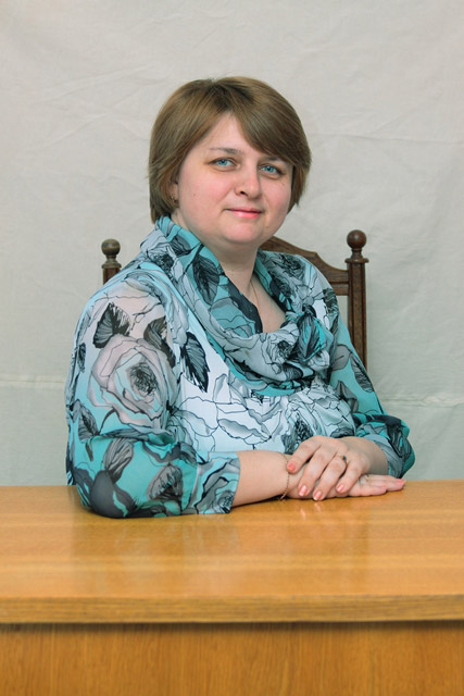 Елена Викторовна Скудина