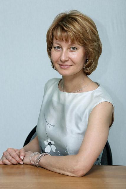 Елена Викторовна Сучкова