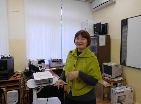 Елена Викторовна Ярош