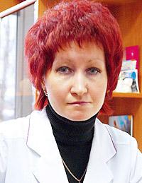 Елена Владимировна Долгова