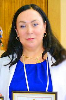 Елена Владимировна Дубова