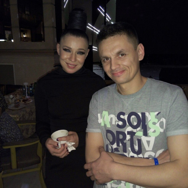 Елизавета Вальдемаровна Иванцив и Алексей Евгеньевич Васильев
