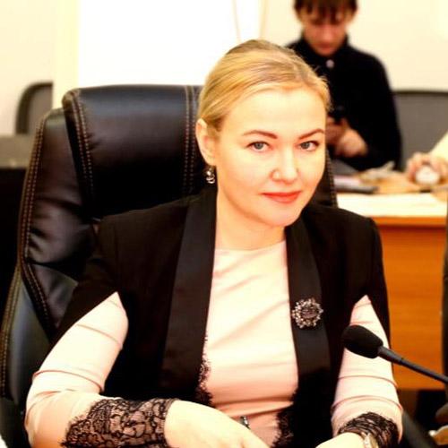 Елизавета Владимировна Асмолова