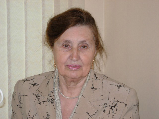 Элла Александровна Верховод