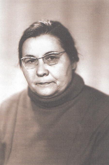 Евдокия Дмитриевна Логвиновская