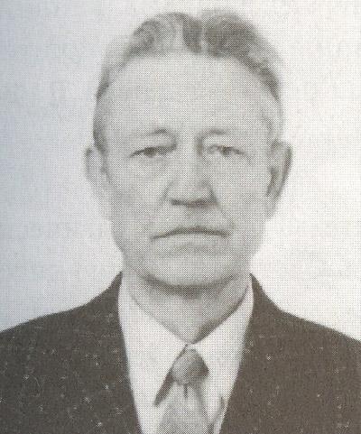Евгений Фёдорович Лушников