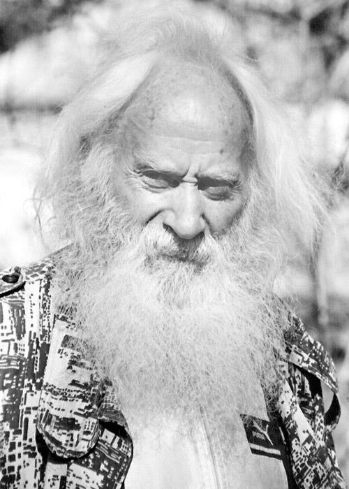 Евгений Фёдорович Ворожейкин с бородой
