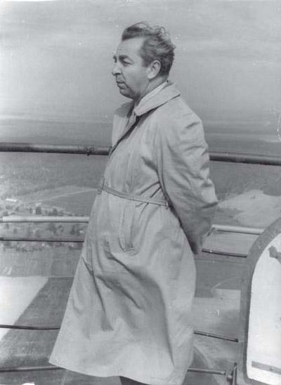 Евгений Константинович Фёдоров