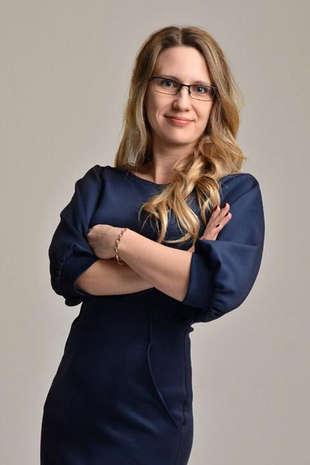 Евгения Юрьевна Симонова