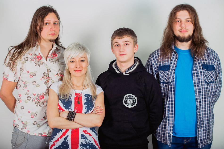 Музыкальная группа «Фэнси Флайт» (Fancy Flight) в городе Обнинске