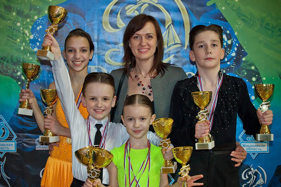 Танцевально-спортивный клуб «Фаворит» в городе Обнинске