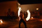 Огненное и пиротехническое шоу от команды pro.fire в городе Обнинске