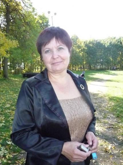 Галина Александровна Каледина